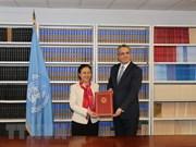 越南批准加入《禁止核武器条约》