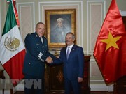 墨西哥国防部长:越南在建国卫国事业中为墨西哥树立了榜样