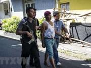 东盟发表声明对印尼连环爆炸案表示强烈谴责