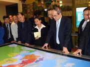 胡志明市市委书记阮善仁在俄罗斯圣彼得堡市活动报道