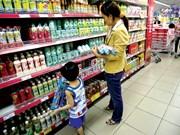 越南饮料行业力争2016-2020年阶段平均增长率达5.8%