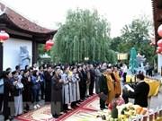 旅居乌克兰越南人深切缅怀英勇不屈捍卫祖国海洋岛屿主权的烈士们