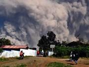 印尼默拉皮火山再喷发  周边居民被迫疏散