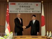 新加坡与日本同意为美朝首脑会议加大配合力度
