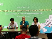 越南成为2018年韩国创业计划预选赛主办国
