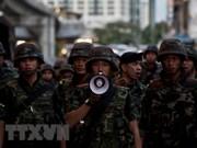 泰国与澳大利亚和美国展开常年军事演习