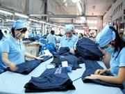 越南对英国贸易顺差15亿美元