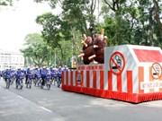 越南举行集会 响应世界无烟日和国家无烟周