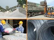 2018年前几个月越南建材市场保持稳定