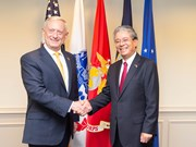越南-美国全面伙伴关系发展势头强劲