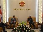 越南希望加强与英国、以色列和南非的防务合作