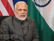 """印度总理莫迪强调东盟国家在""""向东行动""""政策中的作用"""