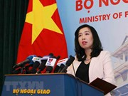 越南坚决反对中国台湾在巴平岛进行实弹演习
