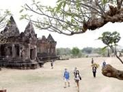旅游业为老挝经济作出重要贡献