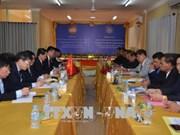 越南祖国阵线加强与柬埔寨祖国团结发展阵线的合作