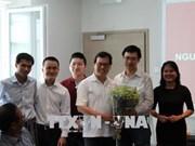 瑞士越南知识分子和专家协会正式成立
