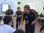 澳大利亚提供培训服务 提高越南航空和陆路应急救援能力