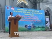 呼吁各宗教组织和信教群众积极参与环保事业
