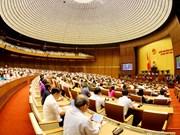 第十四届国会第五次会议:政府副总理王廷惠答复国会代表质询