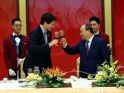 阮春福访问加拿大:保持越加全面伙伴关系发展势头