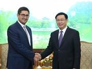 越南与智利出口结构互补性较强