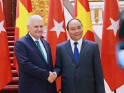 越南与土耳其建交40周年:扬合作风帆 谋共同发展