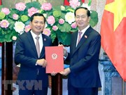 国家主席任命阮文攸为最高人民法院副院长
