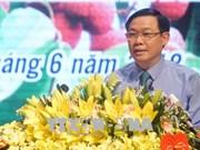 王廷惠副总理:北江省应注重荔枝收获后的保鲜技术