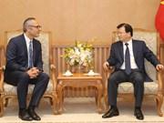 越南政府副总理郑廷勇:鼓励试点开展环境友好型废物处理处置技术