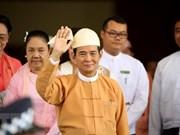 缅甸与泰国加强双边关系