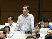 越南第十四届国会第五次会议:经济结构重组是提高产能的关键