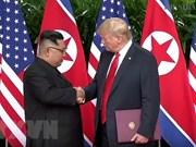 美朝峰会:新加坡为美朝历史性峰会进行周密准备