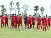越南U19队将参加在卡塔尔举行的四强赛