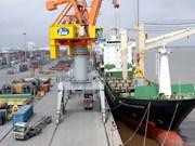 越南对韩国贸易逆差额达近116亿美元