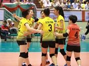 2018年亚洲U19女子排球锦标赛:越南击败新西兰晋级1/4决赛
