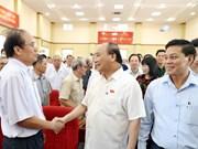 政府总理阮春福:时时刻刻保持高度警惕 避免被极端分子利用