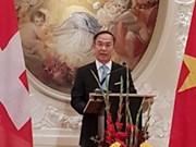 瑞士—越南协会积极促进瑞越两国民间交流