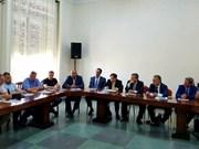进一步加强越南与阿尔及利亚莫斯塔加纳姆省经贸领域合作
