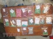 河内市公安力量查破一起利用国际邮政包裹走私贩毒案