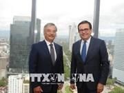 墨西哥经济部领导高度评价墨越贸易合作