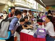日本信息技术专业招聘会将在河内举行