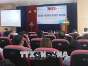 越南与菲律宾企业加强贸易和投资合作