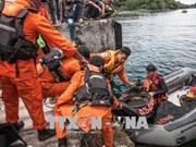 印尼多巴湖沉船事故失踪人数已上升至192人