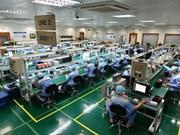 越南电子行业获外国投资商的青睐