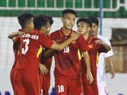 热身赛:越南U19队二度击败对手