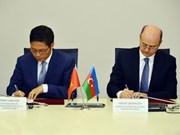 越南与阿塞拜疆政府间经贸与科技合作委员会第二次会议在巴库召开