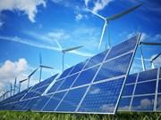 越南大力支持发展可再生能源项目