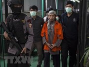 印度尼西亚一名涉嫌恐怖袭击的宗教人士被判死刑