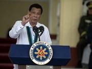 菲律宾总统杜特尔特批准总值3000亿比索计划用于军事现代化建设