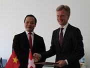 越南与瑞士加强司法合作